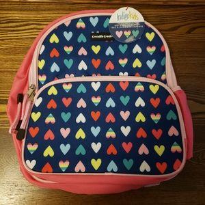 Crocodile Creek Kids Backpack - Heart